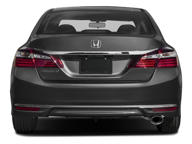 2017 Honda Accord Sedan LX CVT - 16561413 - 4