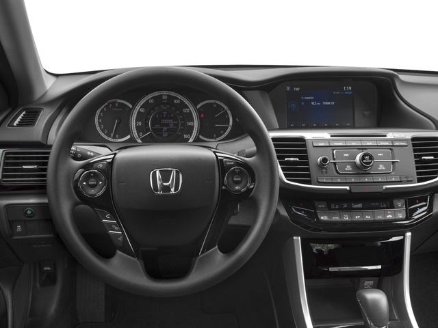 2017 Honda Accord Sedan LX CVT - 18833249 - 5