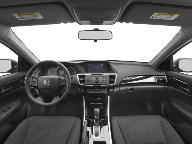 2017 Used Honda Accord Sedan LX CVT at Central Florida Toyota