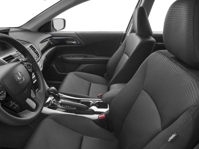 2017 Honda Accord Sedan LX CVT - 18833249 - 7