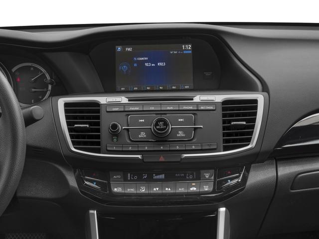 2017 Honda Accord Sedan LX CVT - 18833249 - 8