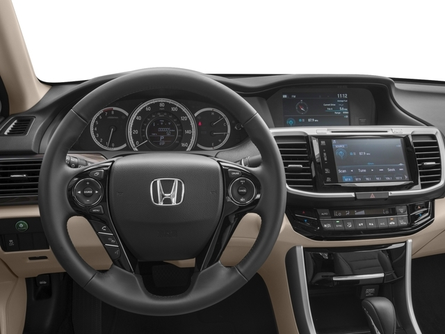 2017 Honda Accord Sedan EX-L CVT - 16341159 - 5