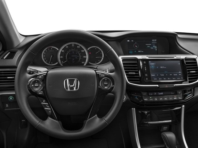 2017 Honda Accord Sedan EX-L V6 Automatic - 16870790 - 5