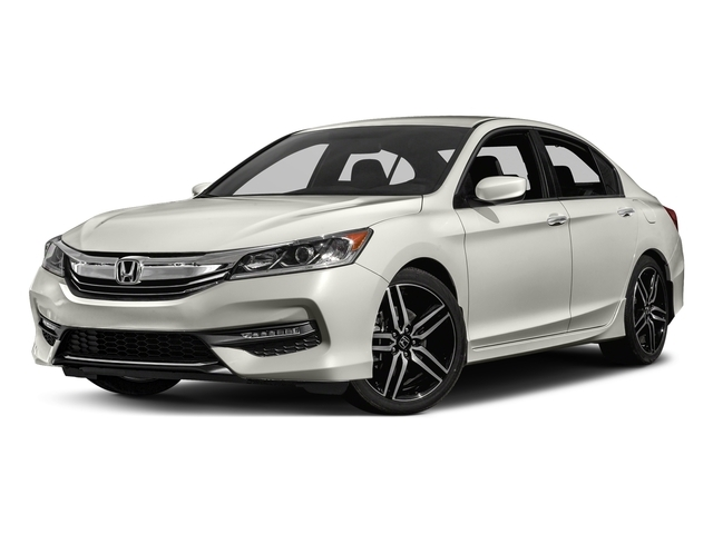 2017 Honda Accord Sedan Sport CVT - 15849540 - 1
