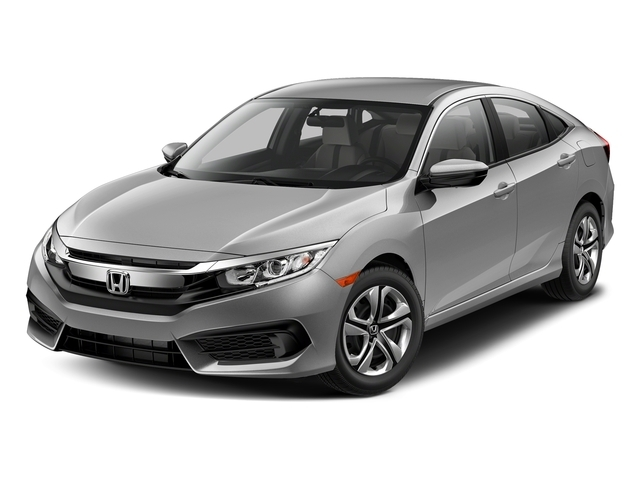 2017 Honda Civic Sedan LX CVT - 15776574 - 1