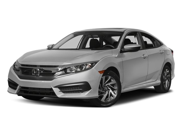 2017 Honda Civic Sedan EX - 18496429 - 1