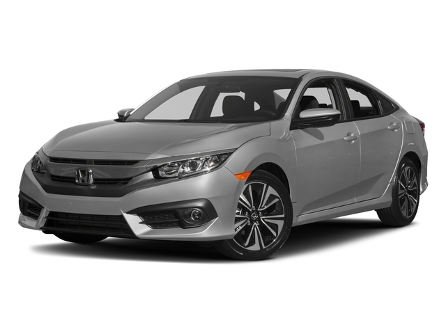 2017 Honda Civic Sedan EX-T CVT - 16821616 - 1