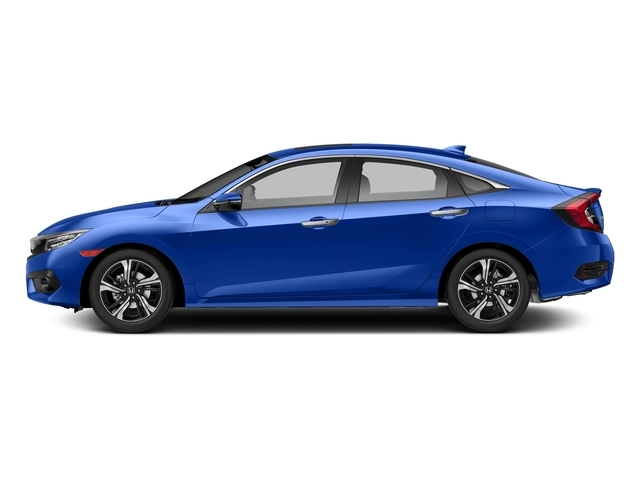 2017 Honda Civic Sedan Touring CVT - 16491709 - 0