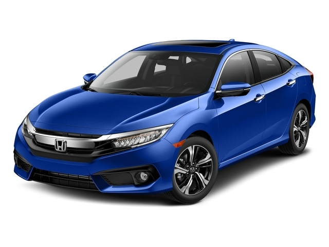 2017 Honda Civic Sedan Touring CVT - 16491709 - 1