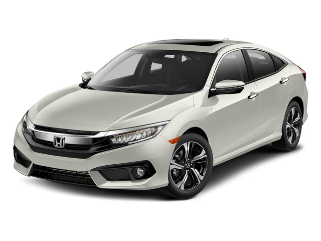 2017 Honda Civic Sedan Touring CVT - 16507155 - 1