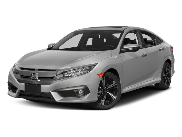 2017 Honda Civic Sedan Touring CVT - 15789644 - 1