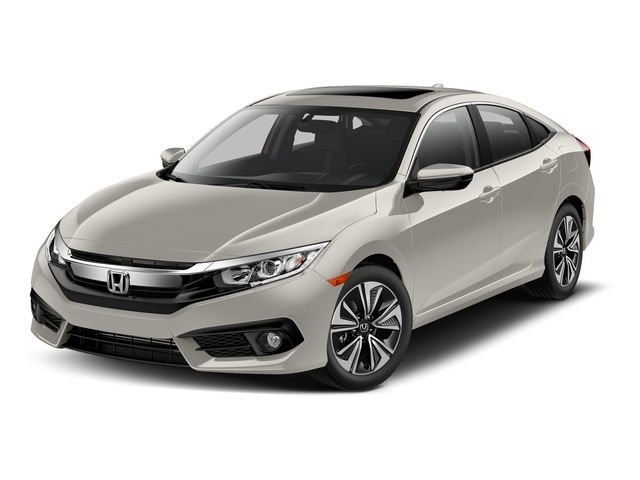 2017 Honda Civic Sedan EX-L CVT - 16891986 - 1