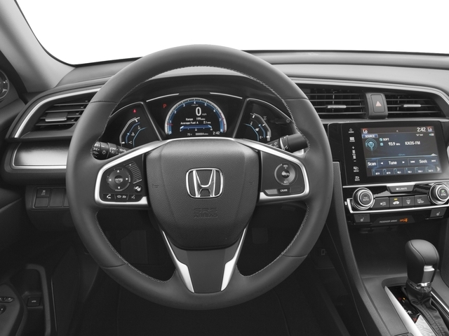 2017 Honda Civic Sedan EX-L CVT - 16839114 - 5