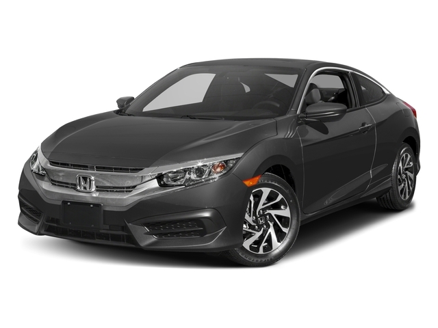 2017 Honda Civic Coupe LX-P CVT - 17002190 - 1