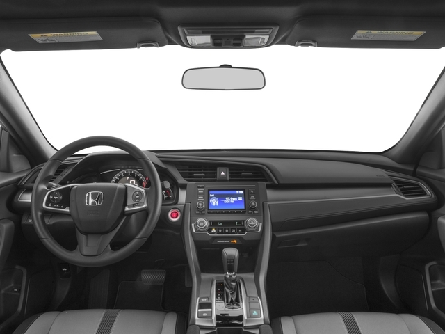 2017 Honda Civic Coupe LX-P CVT - 17002190 - 6