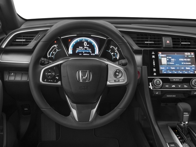 2017 Honda Civic Coupe EX-L CVT - 16507481 - 5
