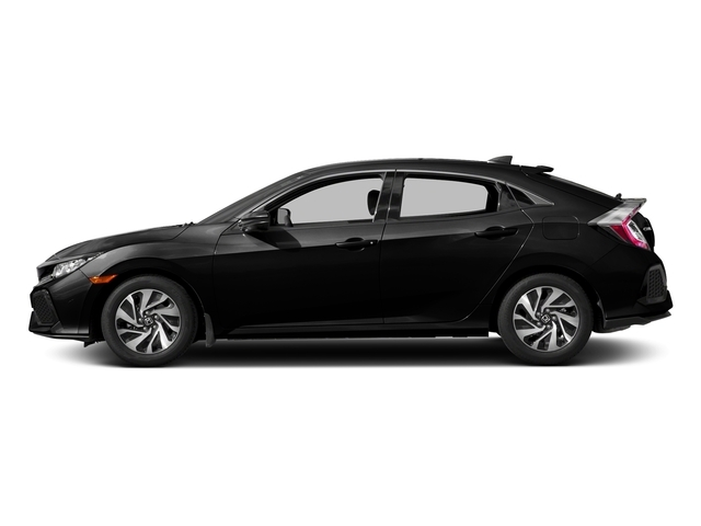 2017 Honda Civic Hatchback LX CVT - 16274708 - 0