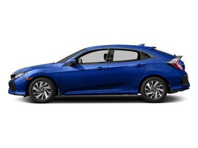 2017 Honda Civic Hatchback - SHHFK7H7XHU213497