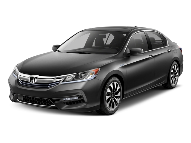 2017 Honda Accord Hybrid EX-L Sedan - 16467603 - 1