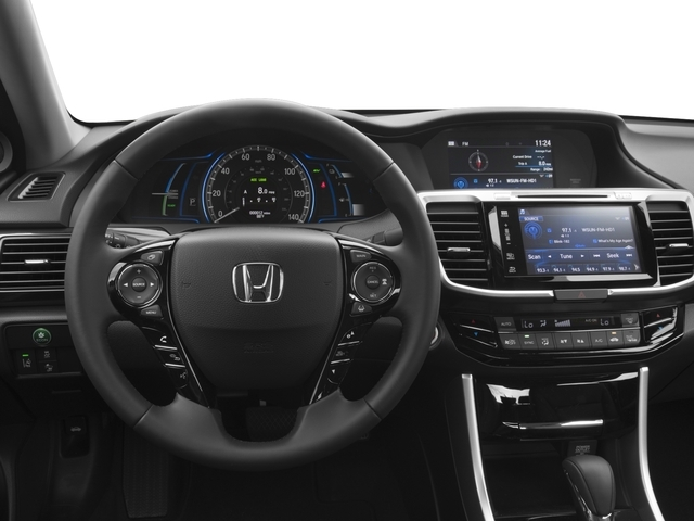 2017 Honda Accord Hybrid EX-L Sedan - 16467603 - 5