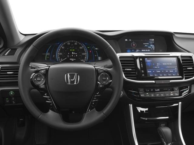 2017 Honda Accord Hybrid Ex L Sedan Jhmcr6f52hc016587 5