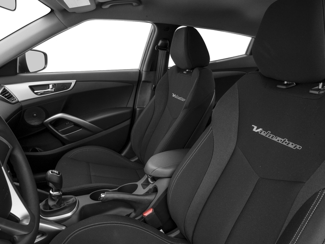 2017 Hyundai Veloster Coupe - 18584624 - 7