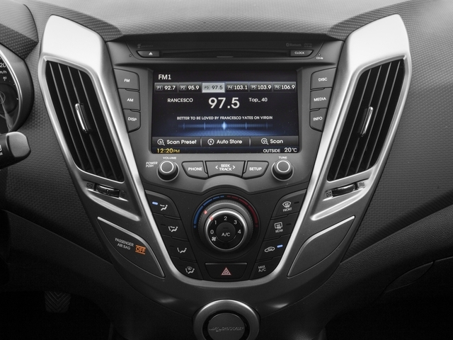 2017 Hyundai Veloster Coupe - 18492863 - 8