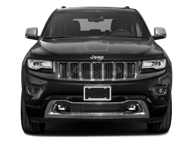2017 Used Jeep Grand Cherokee Overland 4x2 at Triangle Chrysler Jeep