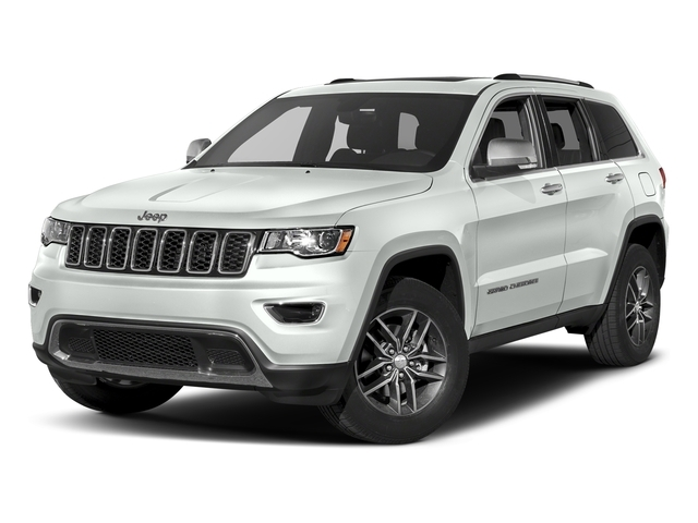 2017 Jeep Grand Cherokee Limited 4WD Luxury Pkg SUV - 18691754 - 1
