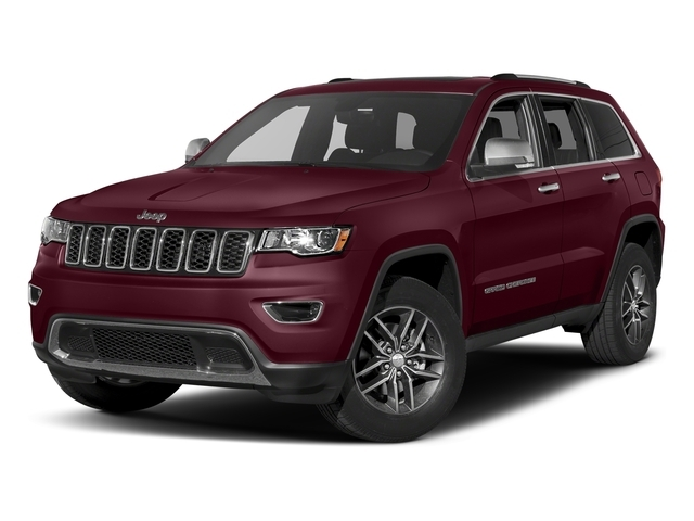 2017 Jeep Grand Cherokee Limited 4x4 - 16403825 - 1