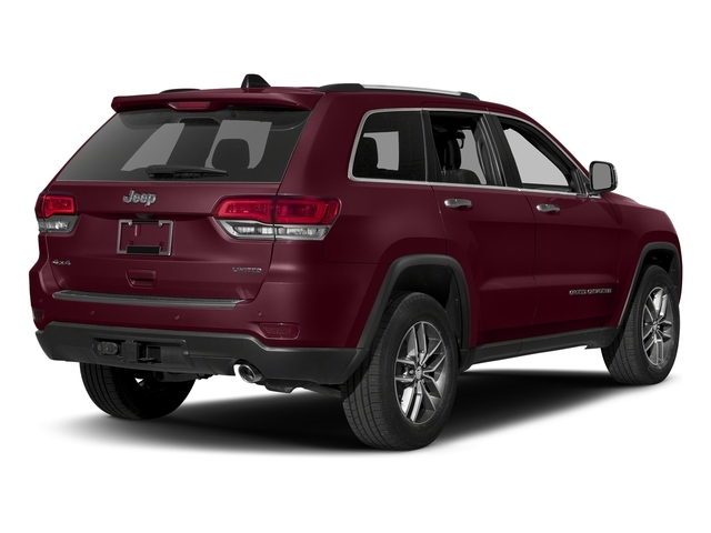 2017 Jeep Grand Cherokee Limited 4x4 - 16403825 - 2