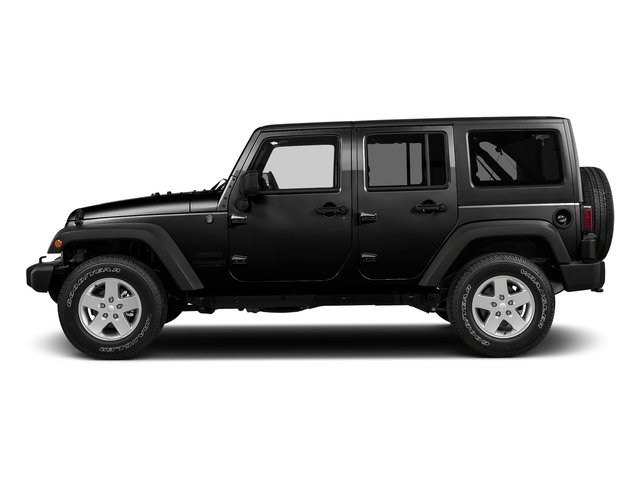 2017 Jeep Wrangler Unlimited WRANGLER UNLIMI 4DR 4WD - 17008190 - 0