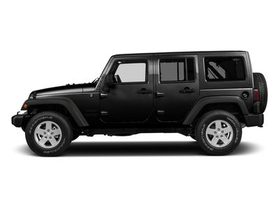 2017 Jeep Wrangler Unlimited - 1C4BJWDG0HL550616