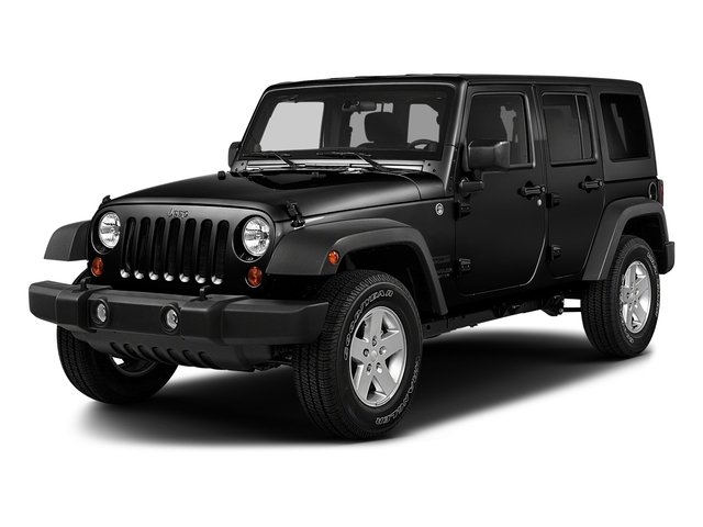 2017 Jeep Wrangler Unlimited WRANGLER UNLIMI 4DR 4WD - 17008190 - 1