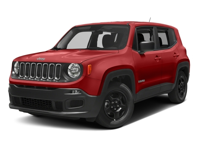 2017 Jeep Renegade Sport 4x4 - 16930546 - 1
