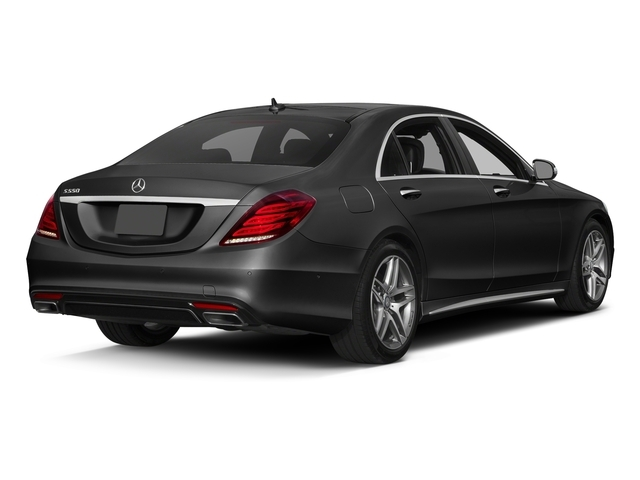 2017 Mercedes-Benz S-Class S 550 4MATIC Sedan - 16439679 - 2