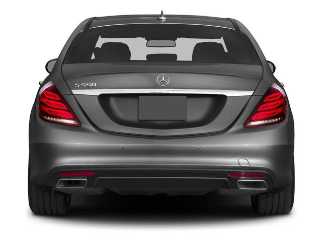 2017 Mercedes-Benz S-Class S 550 4MATIC Sedan - 16439679 - 4