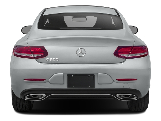 2017 Mercedes-Benz C-Class C 300 4MATIC Coupe - 15826373 - 4