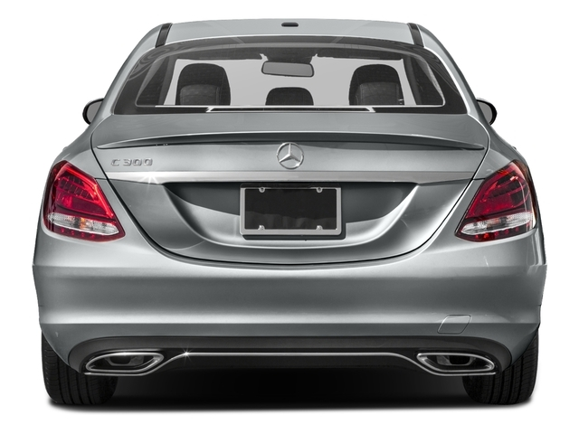2017 Mercedes-Benz C-Class C 300 4MATIC Sedan - 16403936 - 4