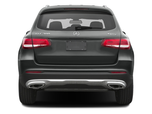 2017 Mercedes-Benz GLC GLC 300 4MATIC SUV - 18472867 - 4