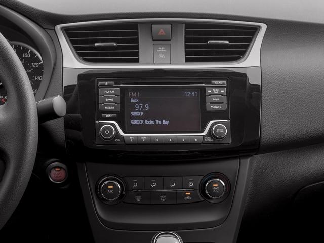 2017 Nissan Sentra S CVT - 17111933 - 8