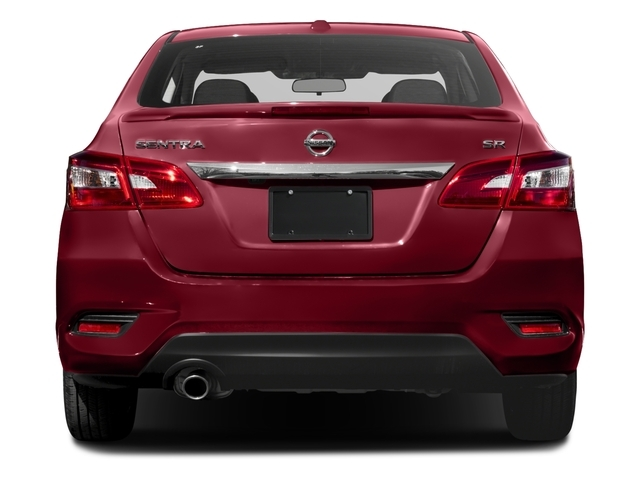 2017 Nissan Sentra SR CVT - 18574434 - 4