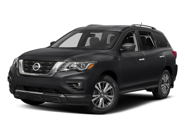 Dealer Video - 2017 Nissan Pathfinder 4x4 SV - 16766010