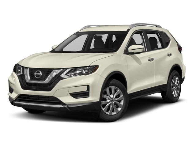 2017 Nissan Rogue AWD S - 16205009 - 1