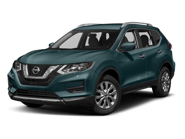 2017 Nissan Rogue FWD S - 16043013 - 1