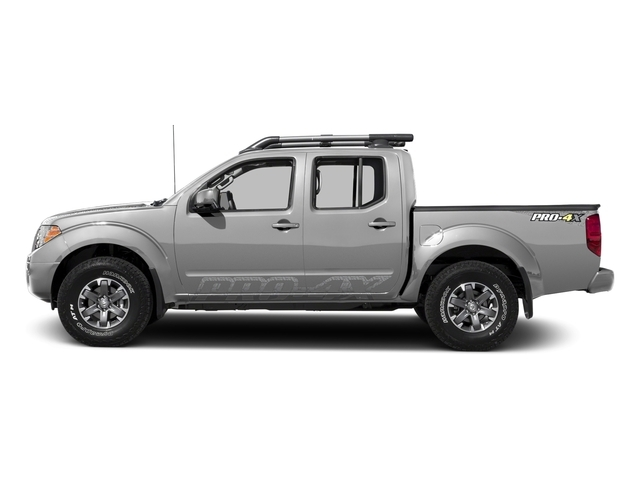 2017 Nissan Frontier Crew Cab 4x4 PRO-4X Manual - 17111814 - 0