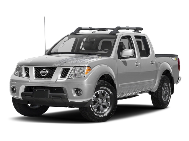 2017 Nissan Frontier Crew Cab 4x4 PRO-4X Manual - 17111814 - 1