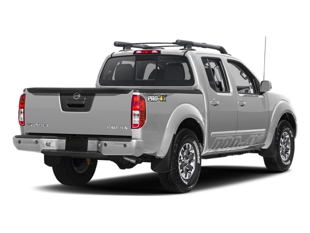 2017 Nissan Frontier Crew Cab 4x4 PRO-4X Manual - 17111814 - 2