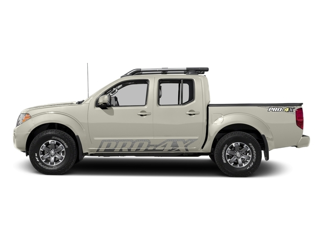 2017 Nissan Frontier Crew Cab 4x4 PRO-4X Automatic - 16994590 - 0