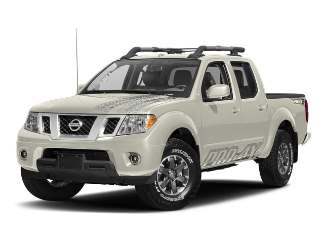 2017 Nissan Frontier Crew Cab 4x4 PRO-4X Automatic - 16994590 - 1